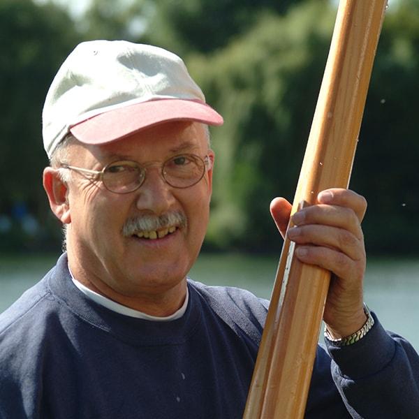 Ehrenvorsitzender : Max Spangenberg